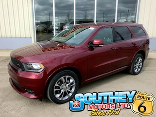 New 2019 Dodge Durango GT SUV for sale in Southey, SK