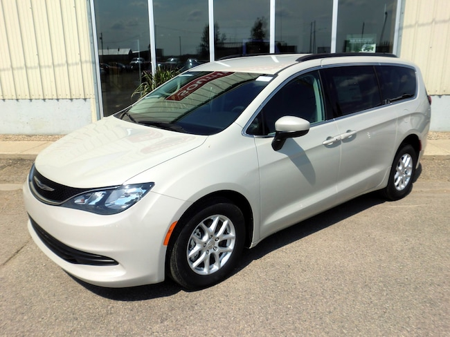 2017 Used Chrysler Pacifica Lx For Sale In Southey Sk Used Car