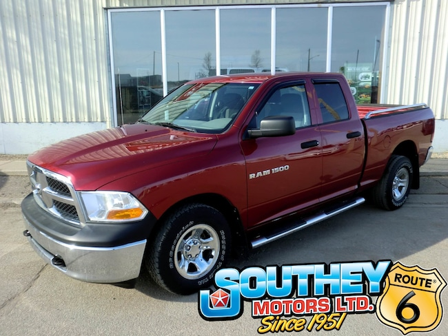 Used 2012 Ram 1500 SXT 4x4 - All Equipped Truck 1C6RD7FPXCS260074 for sale near Regina