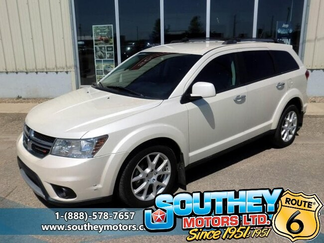 Used 2013 Dodge Journey R/T AWD - Fully Loaded SUV 3C4PDDFG9DT519037 for sale near Regina