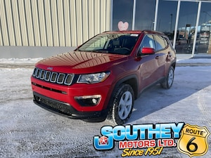 2021 Jeep Compass North - Cold Weather Group