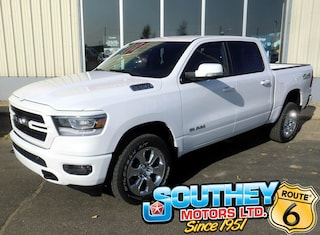 New 2020 Ram 1500 Big Horn North Edition Truck Crew Cab 1C6SRFFT9LN146396 in Southey, SK