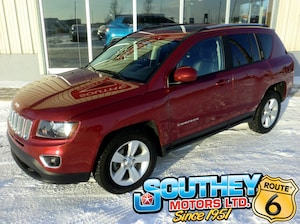 2016 Jeep Compass High Altitude 4x4 - Fully Loaded