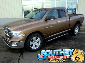 2011 Ram 1500 SLT 4x4 - All Equipped