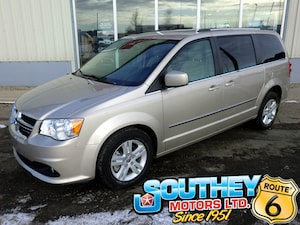 2016 Dodge Grand Caravan Crew - Only 24,000 km's
