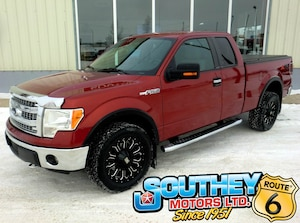 2014 Ford F-150 XLT XTR 4x4 - All Equipped