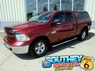 Used 2015 Ram 1500 Outdoorsman 4x4 - Eco-Diesel - Only 124,000 km's Truck 1C6RR7GMXFS730694 in Southey, SK