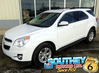 Used 2013 Chevrolet Equinox LT AWD - Heated Seats SUV 2GNFLEEK3D6143943 in Southey, SK