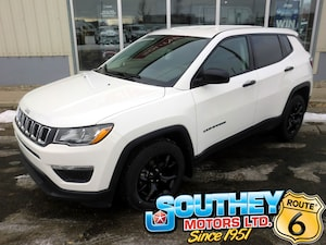 2018 Jeep Compass Sport - Only 16,000 km's