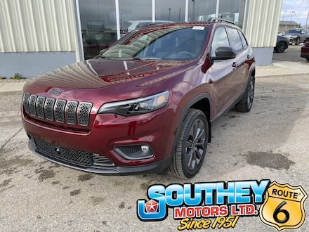 New 2021 Jeep Cherokee 80th Anniversary 4x4 for sale in Southey, SK