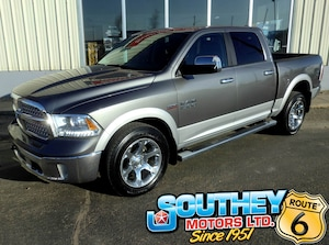 2013 Ram 1500 Laramie 4x4 - Fully Loaded