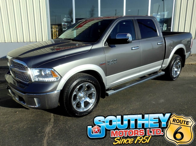 Used 2013 Ram 1500 Laramie 4x4 - Fully Loaded Truck 1C6RR7NT0DS553760 for sale near Regina