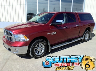 2014 Ram 1500 Big Horn 4x4 - Heated Seats Truck 1C6RR7TT1ES352289