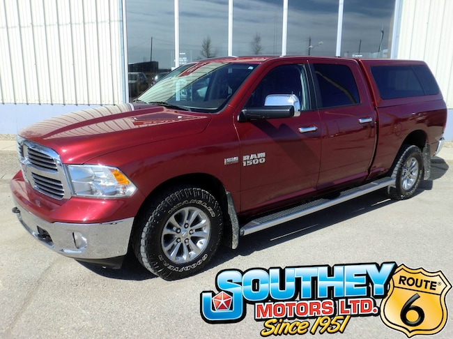 Used 2014 Ram 1500 Big Horn 4x4 - Heated Seats Truck 1C6RR7TT1ES352289 for sale near Regina
