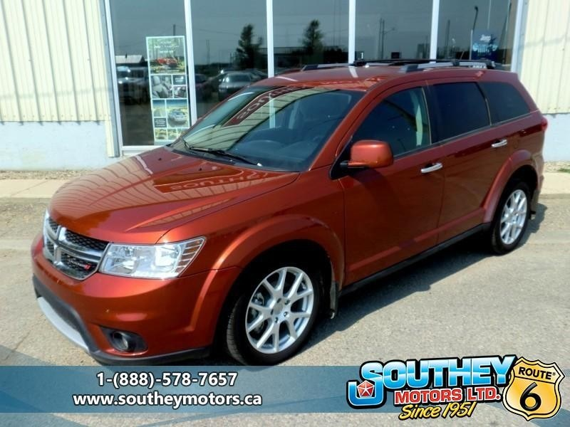 2014 Dodge Journey R/T AWD - Fully Loaded SUV