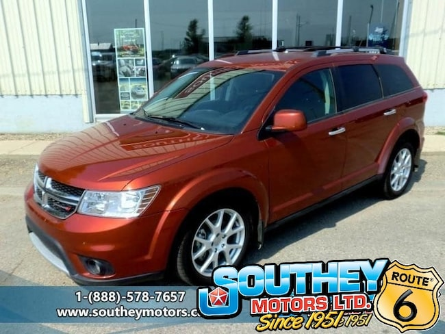 Used 2014 Dodge Journey R/T AWD - Fully Loaded SUV 3C4PDDFG7ET104056 for sale near Regina
