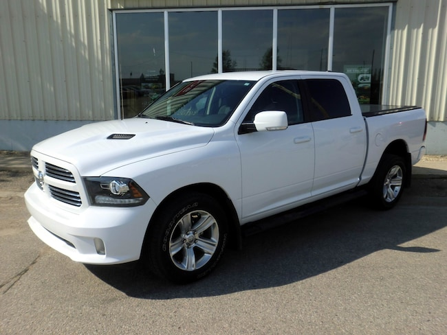 Used 2015 Ram 1500 Sport 4x4 - Low Mileage Truck for sale near Regina