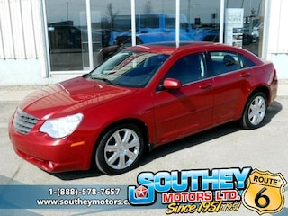 Bargain Used 2010 Chrysler Sebring Limited - Fully Loaded Berline 1C3CC5FV7AN120312 for Sale in Southey, SK