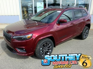 New 2020 Jeep Cherokee Limited SUV 1C4PJMDX1LD500465 in Southey, SK