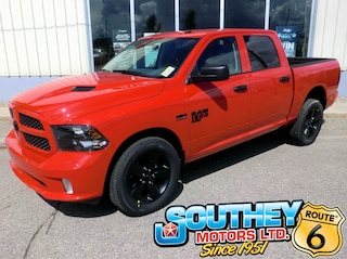 New 2019 Ram 1500 Classic Express Truck Crew Cab 3C6RR7KT1KG644044 in Southey, SK