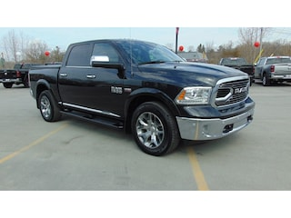 2018 Ram 1500 Limited Crew 4X4- Only 00175 KMS- Show Truck Crew Cab