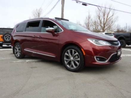 2020 Chrysler Pacifica Limited 35th ANN - DVD- Adaptive- NAV- Leather