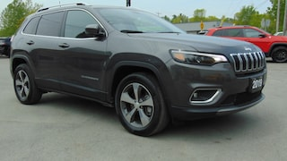 2019 Jeep Cherokee Limited 4X4 - NAV- Clean Carfax SUV