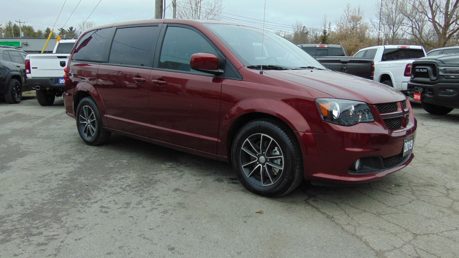 2019 Dodge Grand Caravan GT- NAV- HTD Leather-   Sold- Sold- Sold- Sold