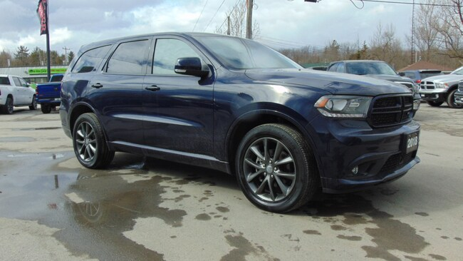 2018 Dodge Durango GT- Technology Group- Adaptive Cruise SUV