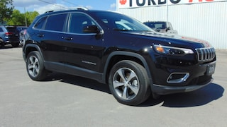 2019 Jeep Cherokee Limited 4X4- Safetytec Group SUV