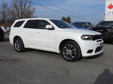 2020 Dodge Durango GT AWD- TOW Group- NAV- Leather- Clean Carfax SUV