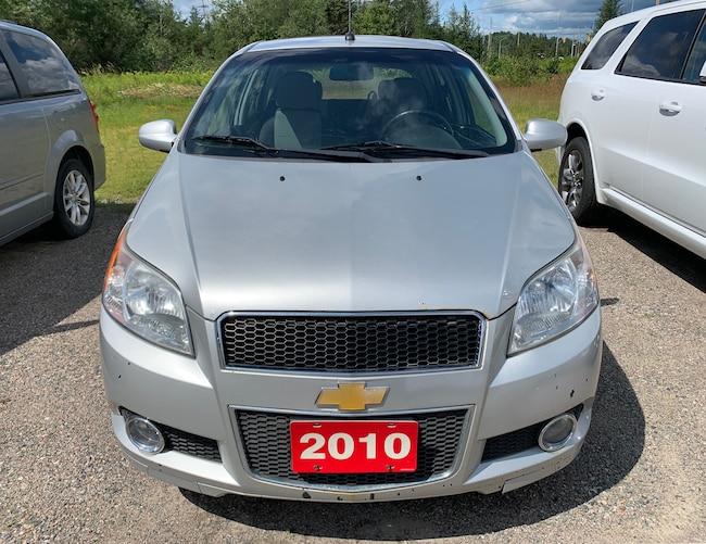 2010 Chevrolet Aveo Aveo 5 Hatchback