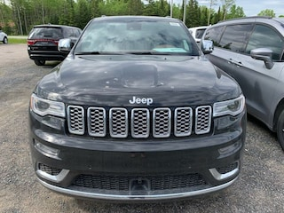 2019 Jeep Grand Cherokee Summit SUV