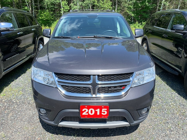2015 Dodge Journey R/T SUV
