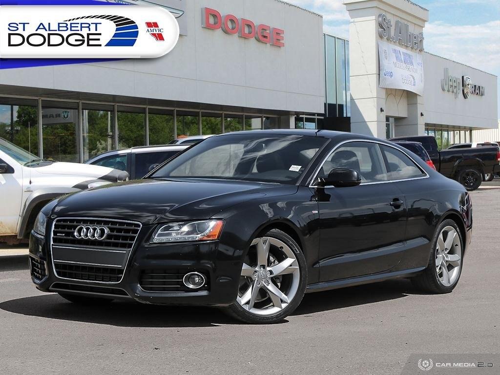 2012 Audi A5 2.0L Premium PlusTURBOCHARGED| LEATHER| NAVIGATION Coupe