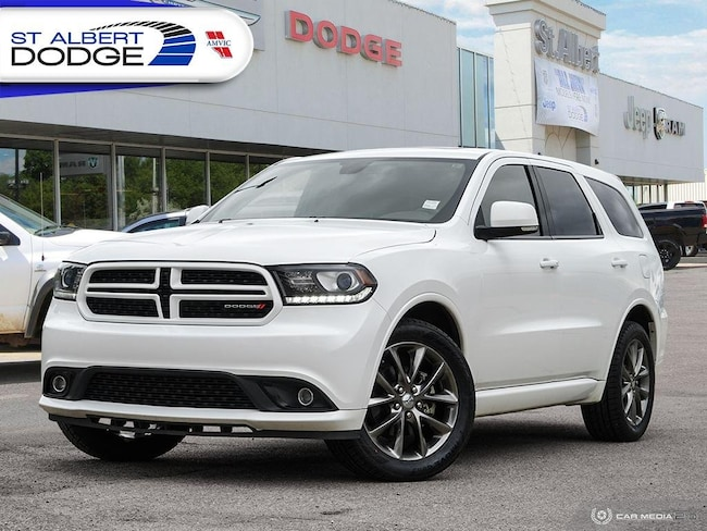 2017 Dodge Durango GTDVD ENTERTAINMENT  HEATED FRONT AND REAR SEATS  AWD  GT