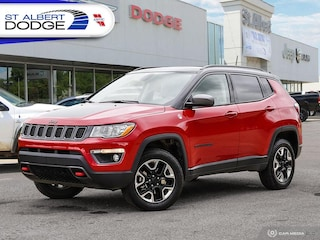 2018 Jeep Compass TrailhawkNAVIGATION| PANORAMIC SUNROOF| FOUR WHEEL Trailhawk 4x4
