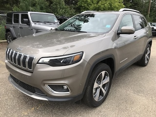 2019 Jeep Cherokee Limited