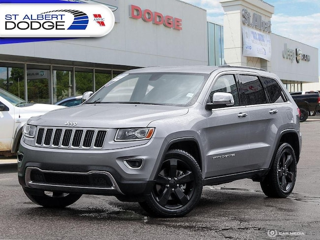 2015 Jeep Grand Cherokee LimitedHEATED FRONT/REAR SEATS| BACKUP CAMERA| REM 4WD  Limited