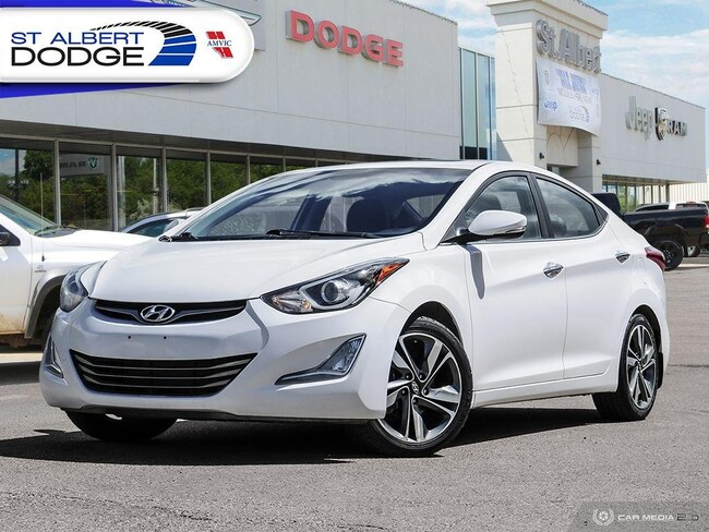2015 Hyundai Elantra LimitedNAVIGATION| SUNROOF| HEATED FRONT AND REAR Sedan