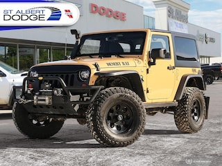 2013 Jeep Wrangler RubiconSMITTYBILT BUMPERS| OFFROAD RIMS AND TIRES 4WD  Rubicon