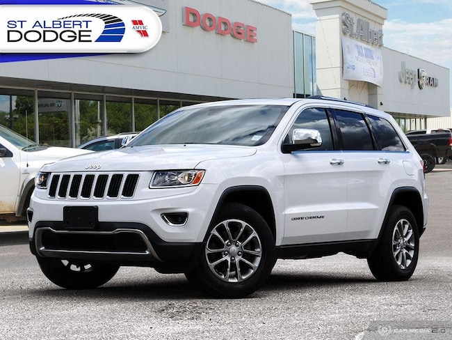 2016 Jeep Grand Cherokee Limited | SUNROOF| HEATED LEATHER INTERIOR| BACKUP 4WD  Limited