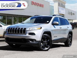 2016 Jeep Cherokee NorthHEATED SEATS| REMOTE START| DUAL-PANE SUNROOF 4WD  North