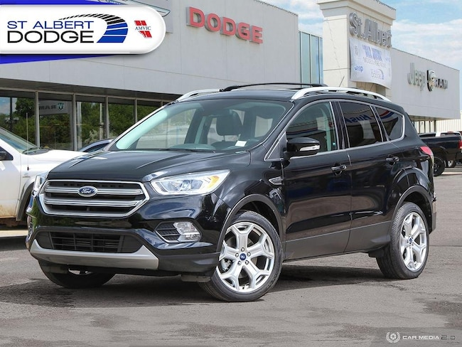 2017 Ford Escape TitaniumTURBOCHARGED| BACKUP CAMERA| HEATED LEATHE 4WD  Titanium