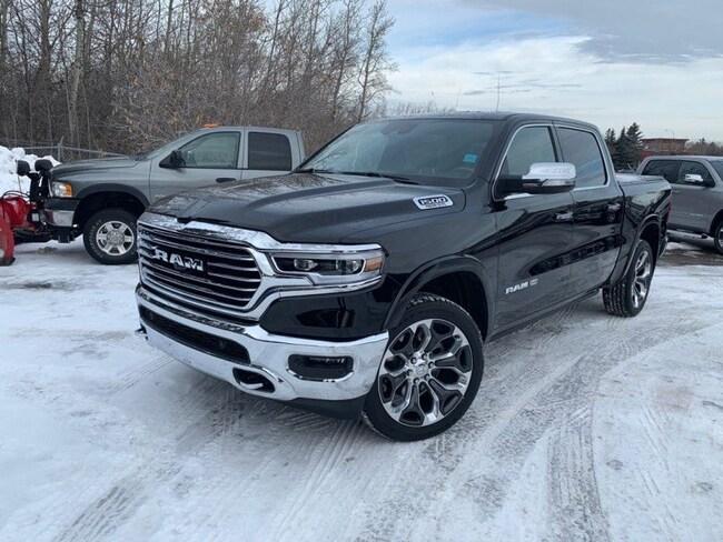 2019 Ram 1500 Laramie Longhorn Laramie Longhorn 4x4 Crew Cab 57 Box