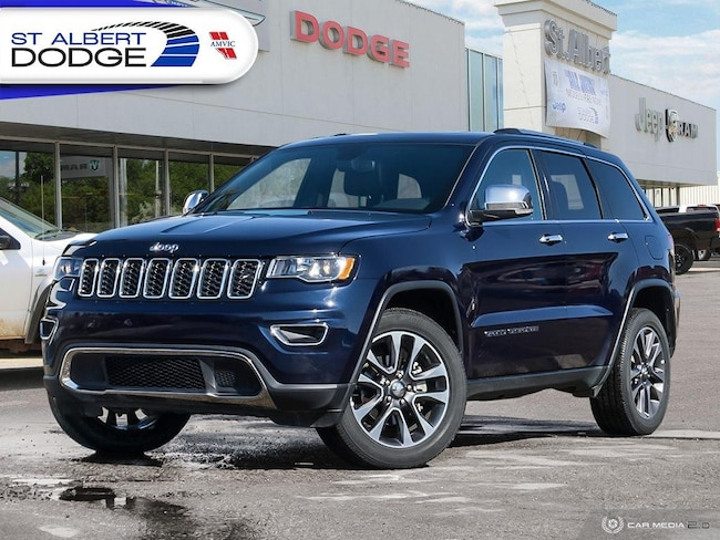 2018 Jeep Grand Cherokee LimitedNAVIGATION| BACKUP CAMERA| SUNROOF Limited 4x4