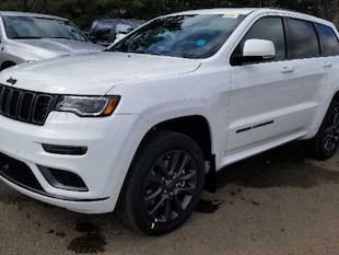 2019 Jeep Grand Cherokee High Altitude High Altitude 4x4