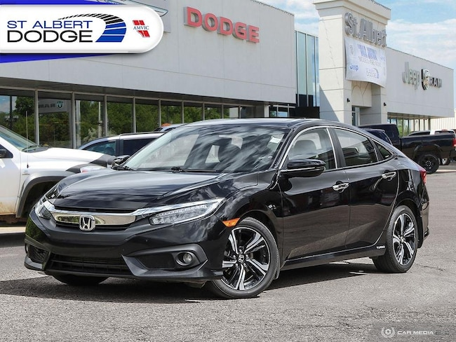 2016 Honda Civic Sedan Touring | NAVIGATION| HEATED SEATS| TURBOCHARGED| CVT Touring