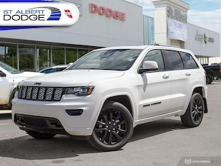 2018 Jeep Grand Cherokee Altitude IV Altitude IV 4x4 *Ltd Avail*