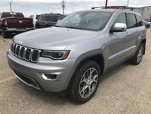 2019 Jeep Grand Cherokee Limited Limited 4x4